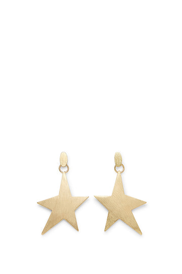 Star Girl Drama Earrings