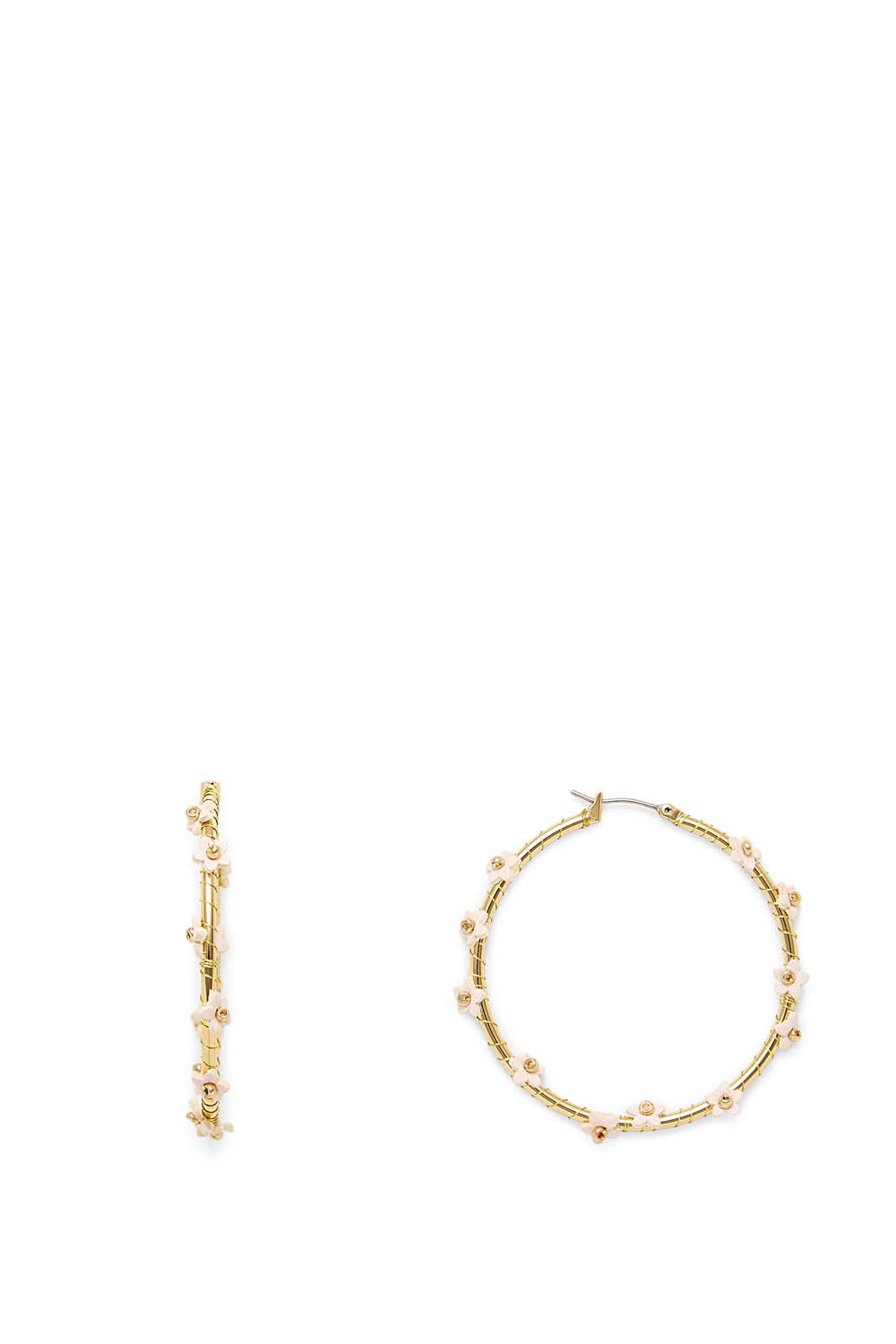 Rebecca Minkoff Calla Hoop Earrings thpaeD