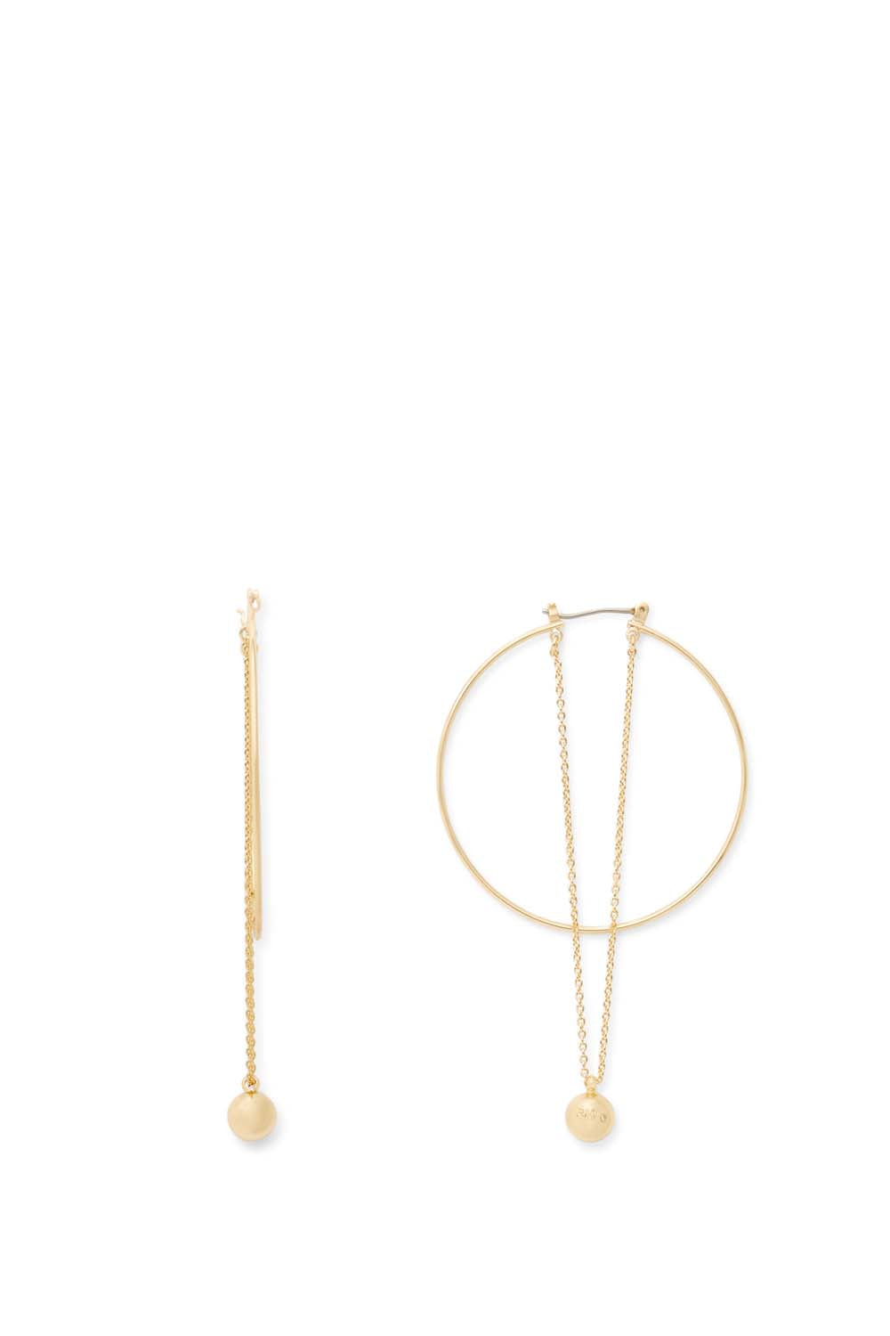 Ball and Chain Hoops