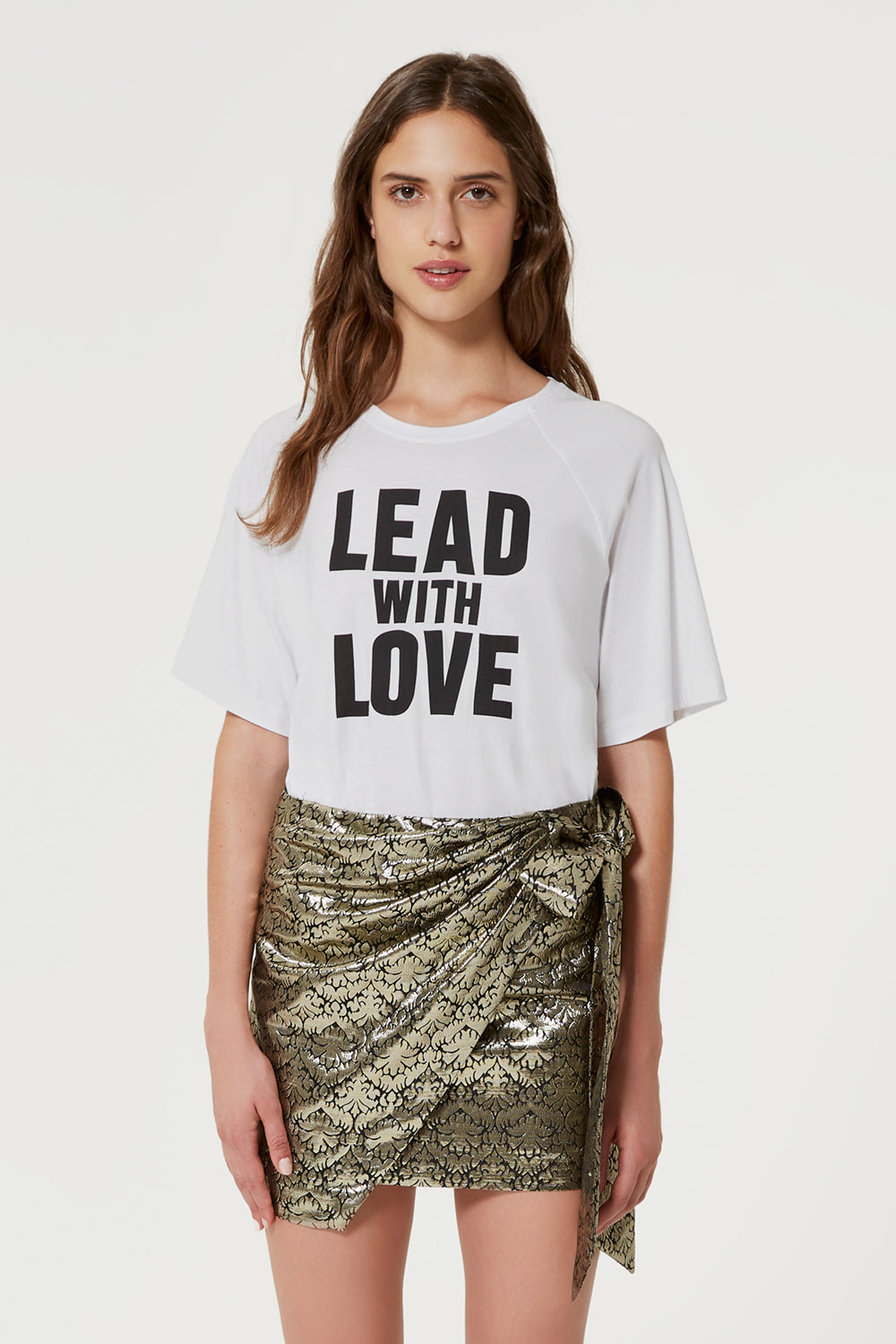 Lead With Love Lombardo Tee