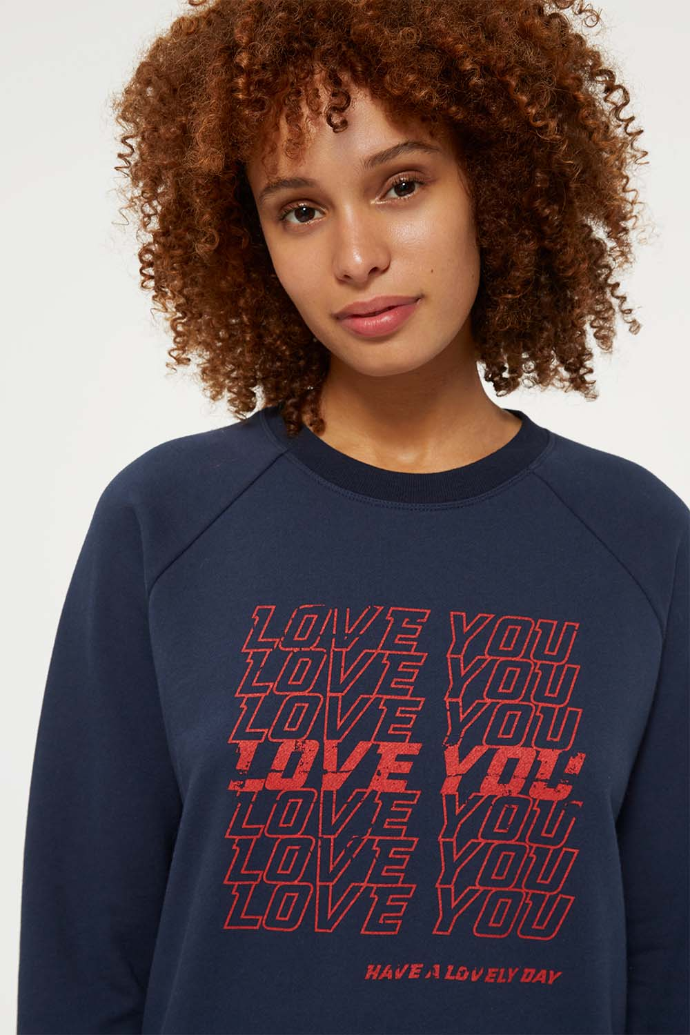 Love You Jennings Sweatshirt