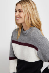 Liliana Striped Sweater