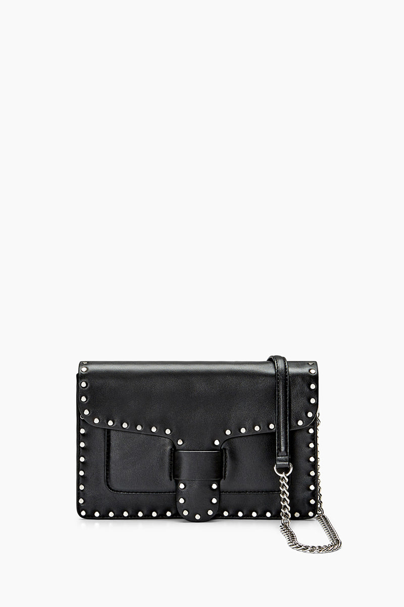 Midnighter Medium Crossbody With Chain