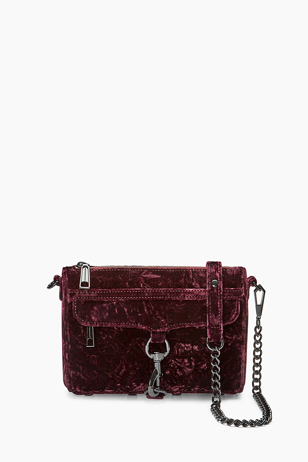Velvet Mini M.A.C. Crossbody