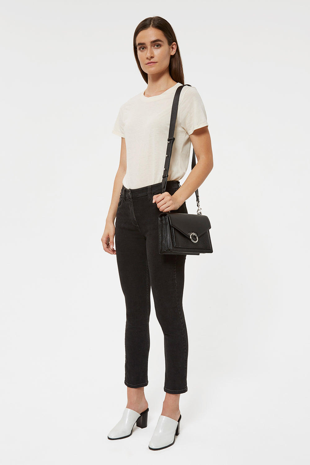 Jean Medium Shoulder Bag