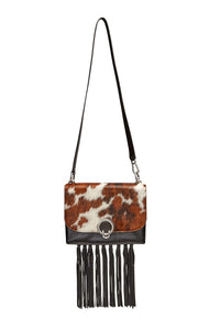 Rebecca Minkoff Isabel Large Shoulder Bag (Natural)