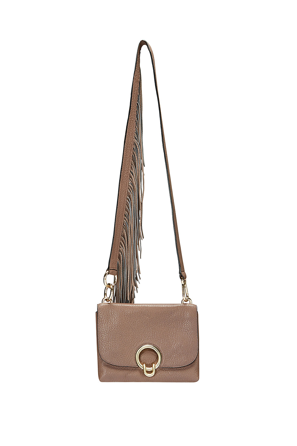 Isabel Crossbody With Fringe