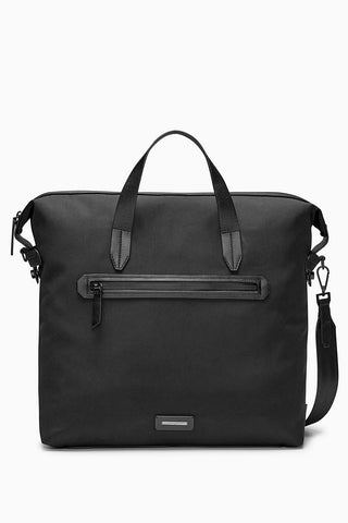 Hf18kcdt11 chelsea double handle tote 1 black a large