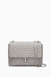 Edie Flap Shoulder Bag