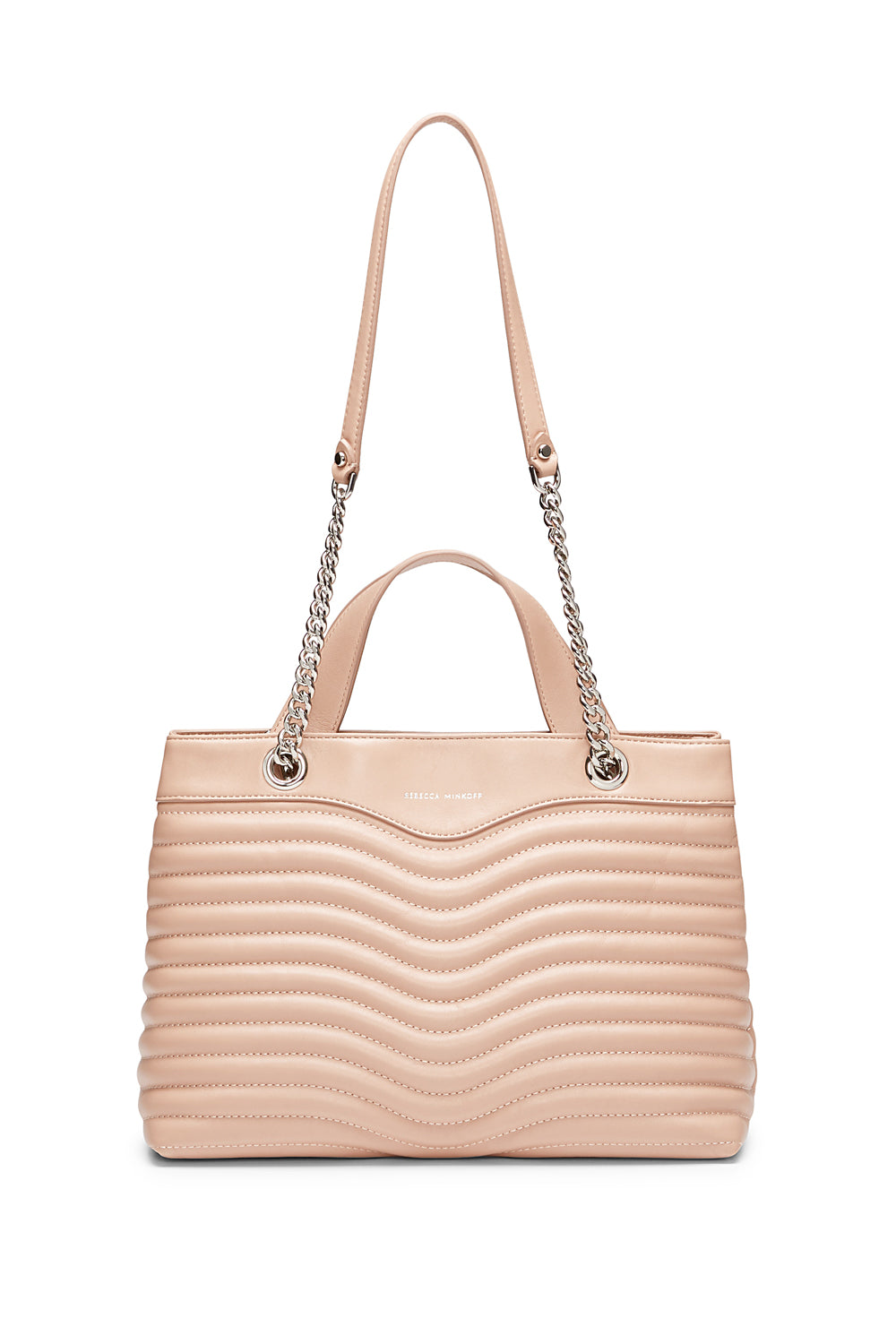 Rebecca-Minkoff M.A.B. Quilted Satchel
