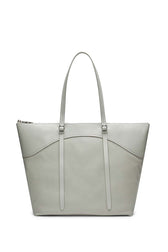 Signature Top Zip Tote