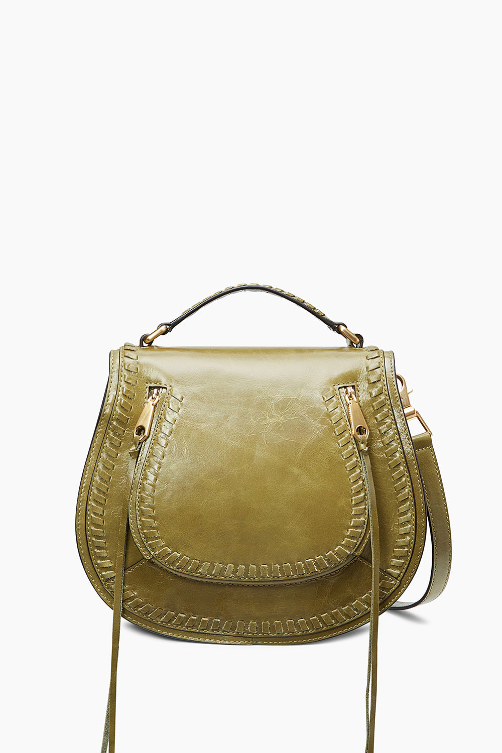 Vanity Saddle Bag