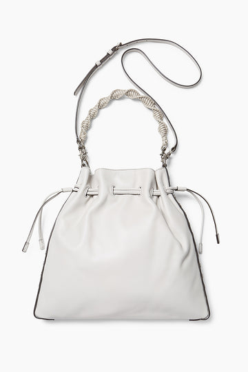 Medium Drawstring Crossbody