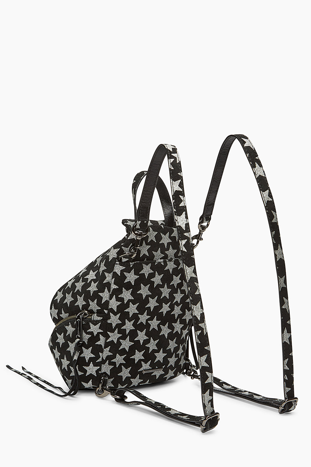 Sale Hot Sale Extremely Cheap Online Rebecca Minkoff mini Julian star convertible backpack High Quality Sale Online Buy Cheap 100% Guaranteed T9r9tN4r