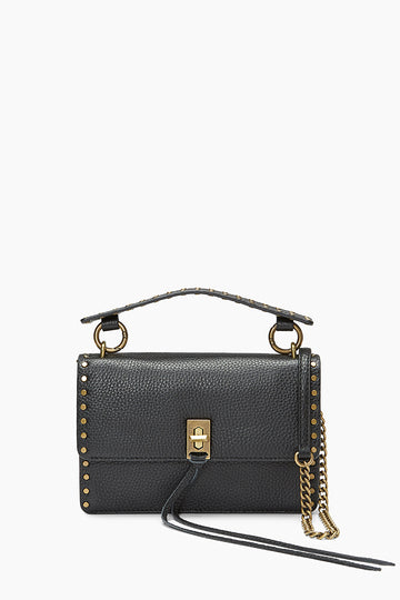Darren Top Handle Flap Crossbody