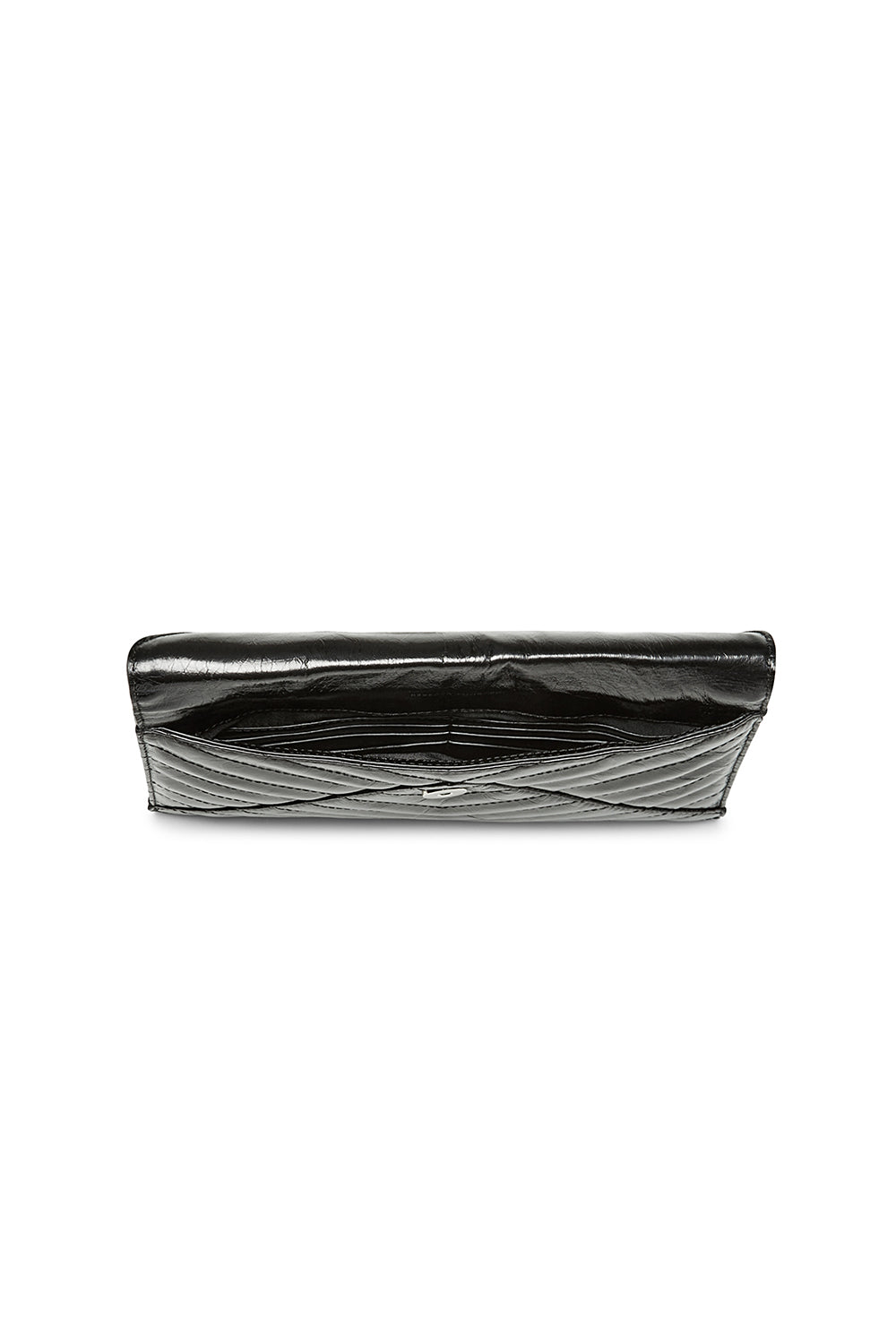 REBECCA MINKOFF Pouches Quilted Leo Wristlet