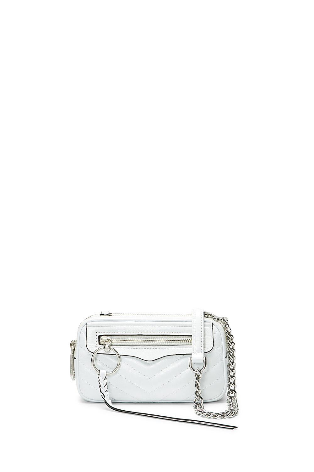 Double Zip Crossbody
