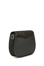 Large Jean Saddle Bag - Hover Image