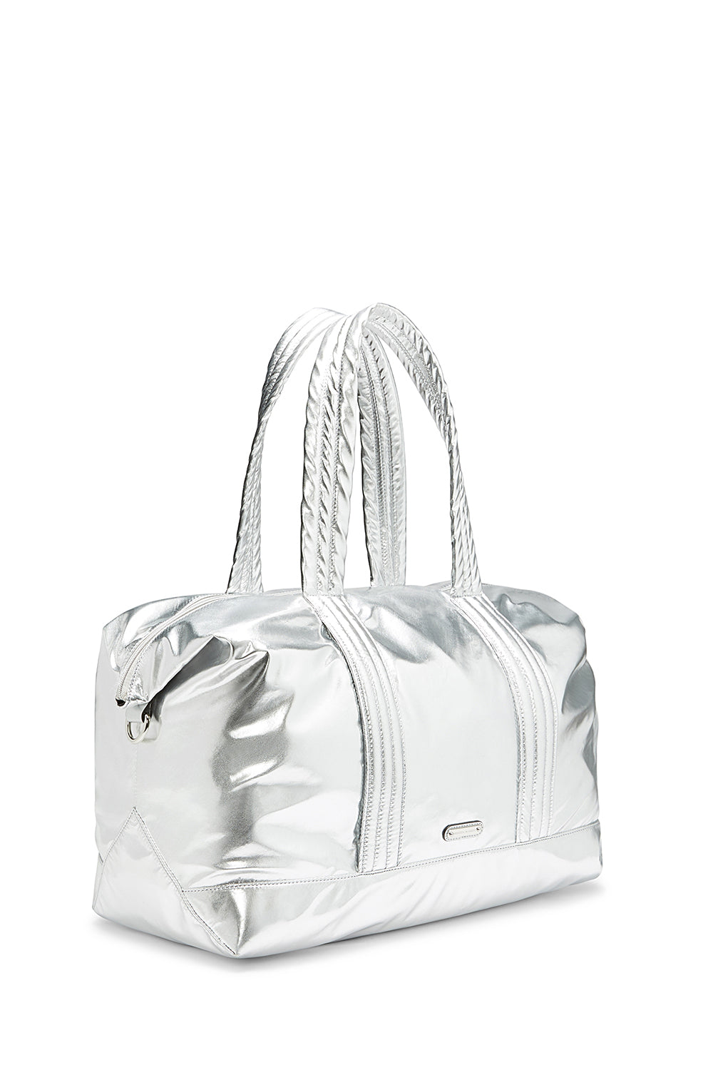Washed Nylon Weekender