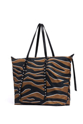 Bowie Nylon Tote - Hover Image