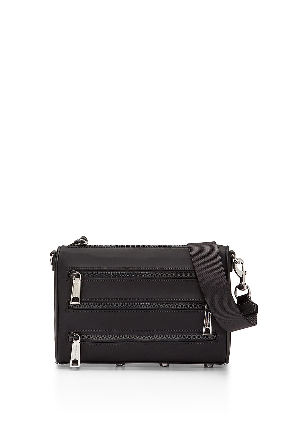 Mini 5 Zip Nylon Crossbody