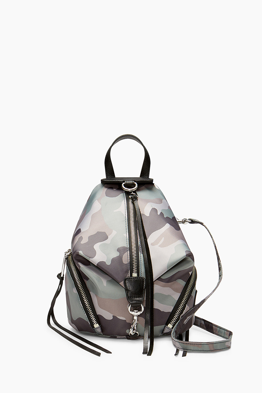 Convertible Mini Julian Nylon Backpack
