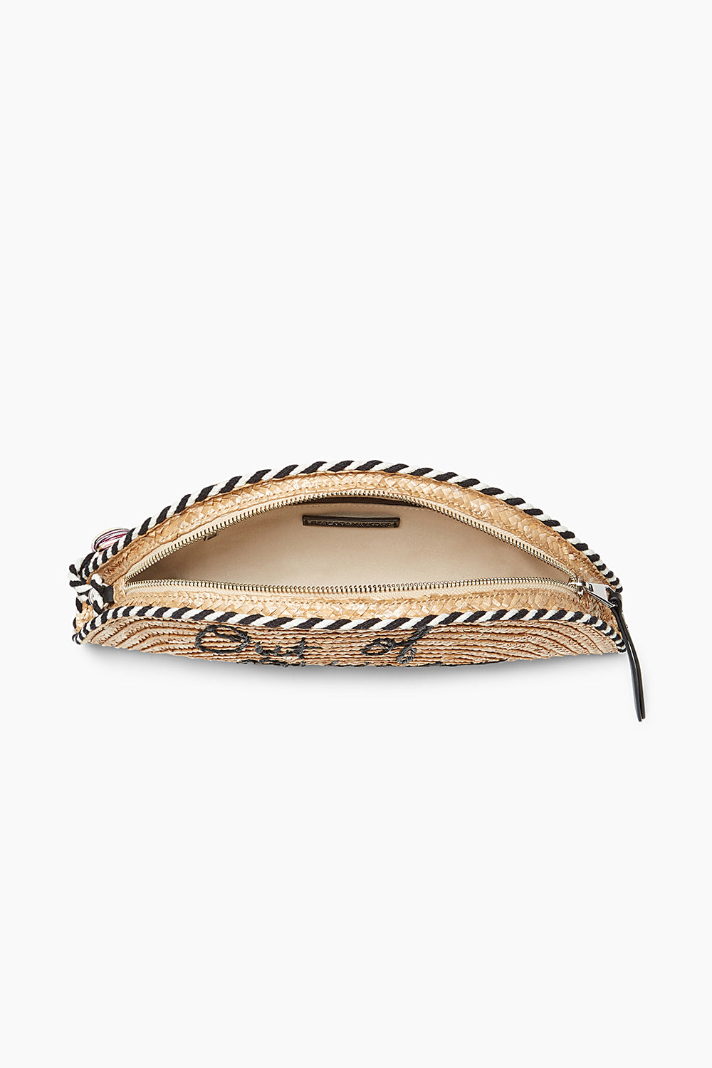 Straw Taco Clutch - Out Of Office