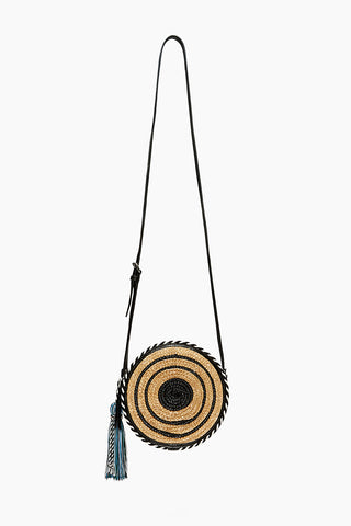 Straw Circle Crossbody 743726940179