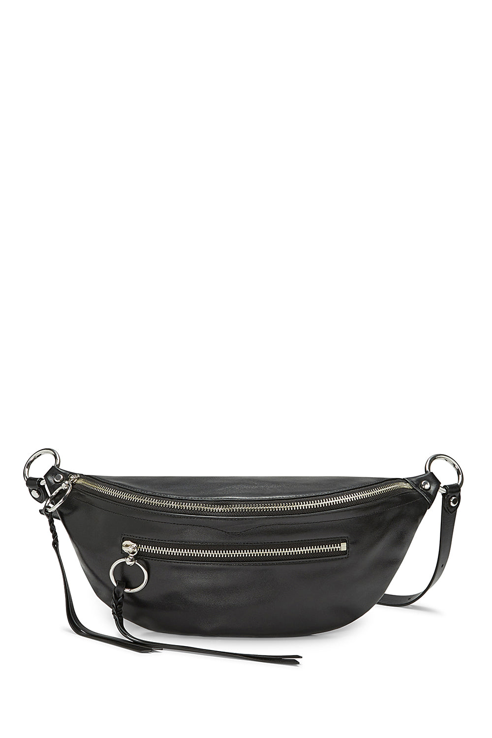 Bree Large Zip Belt Bag