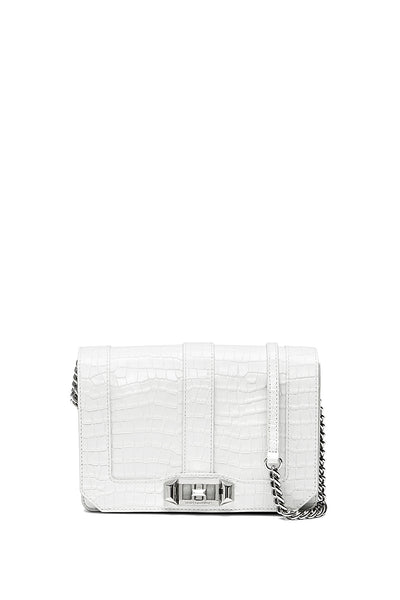 Love Crossbody | Quilted Love Crossbody | Rebecca Minkoff