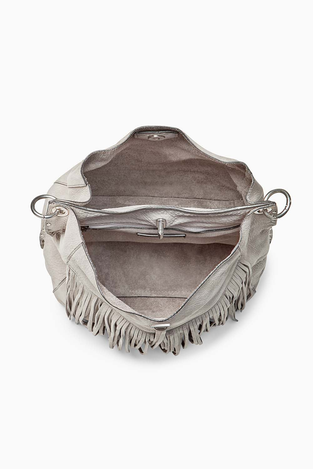 Darren Shoulder Bag With Fringe