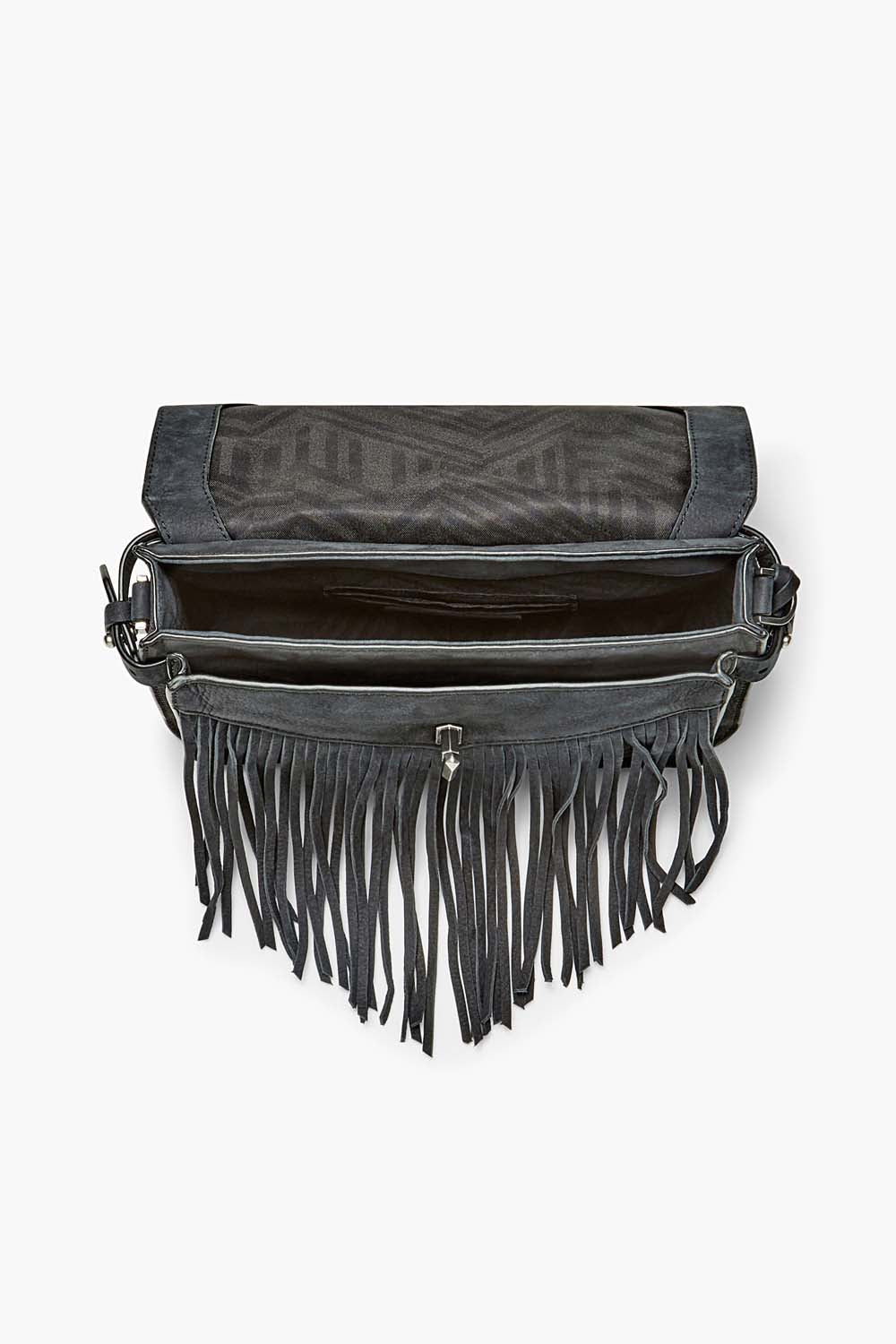 Small Darren Messenger With Fringe