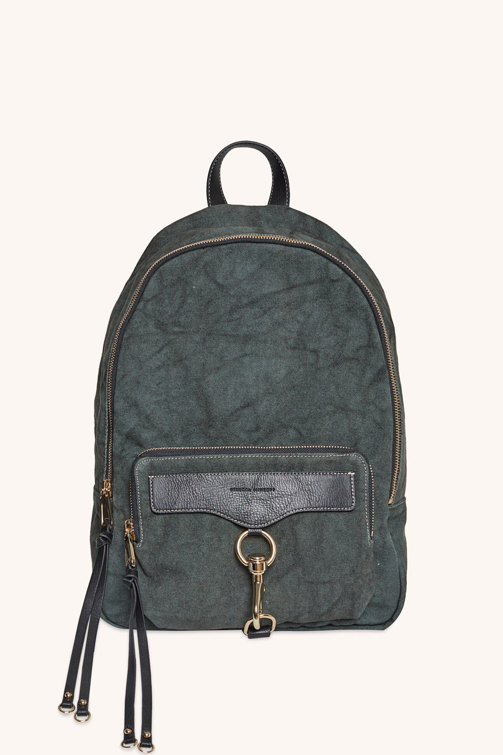 Rebecca-Minkoff M.A.B. Canvas Backpack