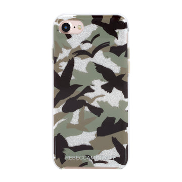 Camo Bird Case for iPhone 8 Plus & iPhone 7 Plus