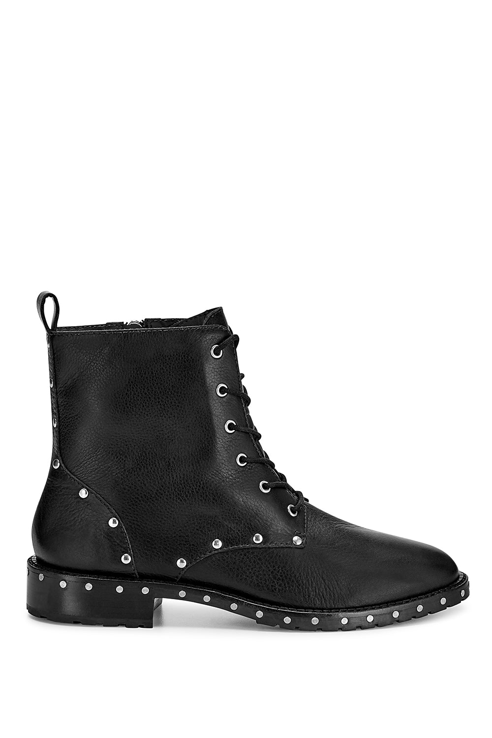 Rebecca Minkoff Gerry Studded Lace-Up Boot uiiLEjL