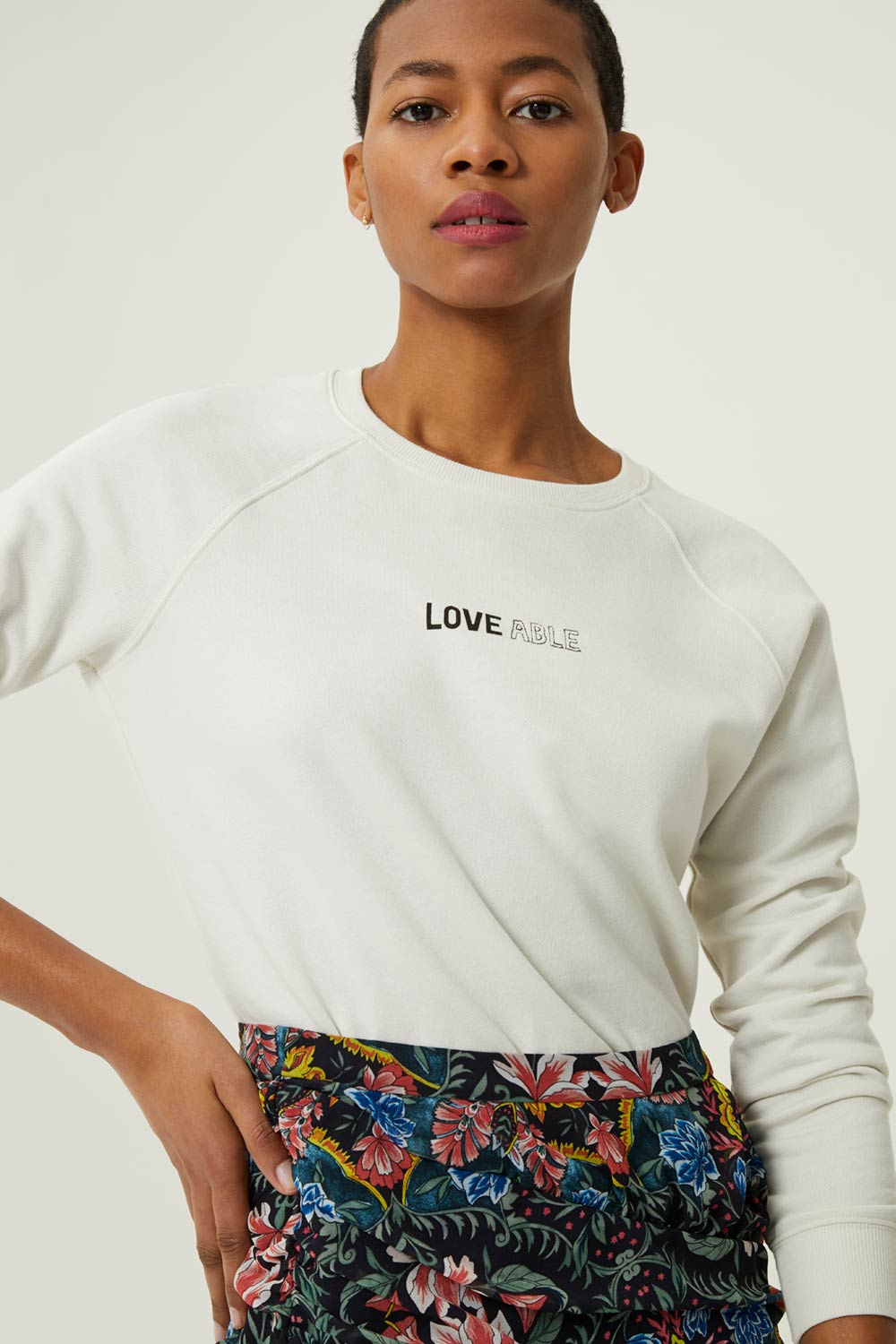 Loveable Jennings Sweatshirt