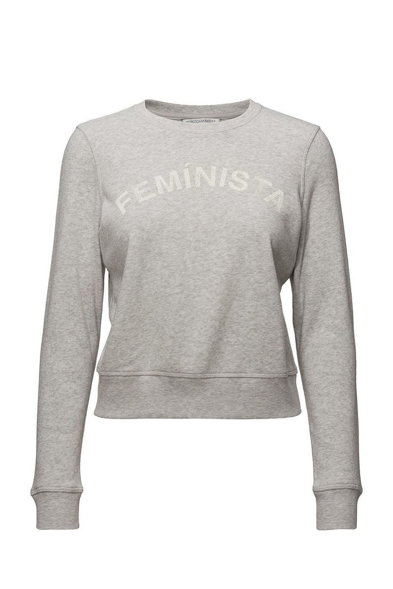 Feminista Graphic Sweatshirt