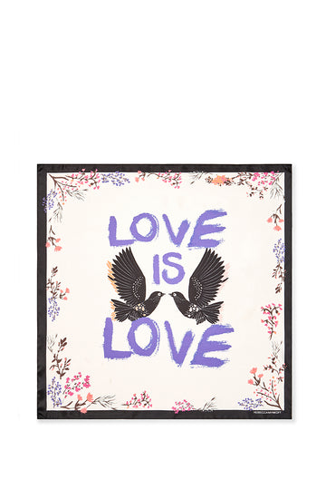 Love Doves Bandana