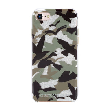 Camo Bird Case for iPhone 8 & iPhone 7
