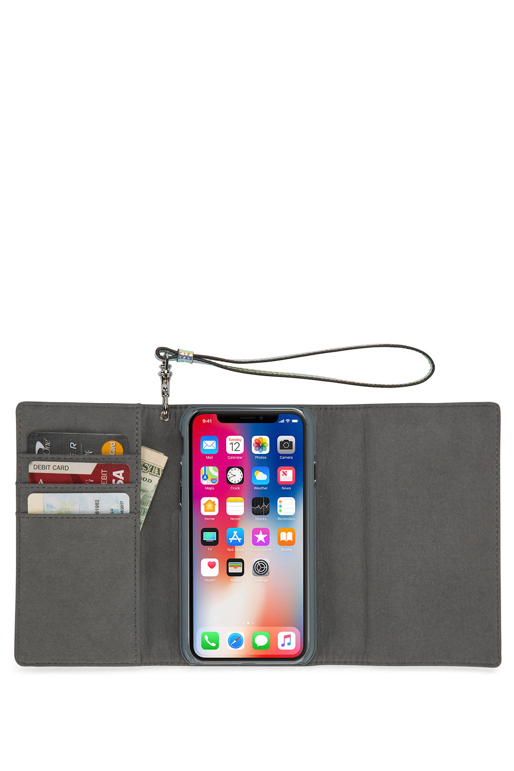 Love Lock Wristlet For Iphone Xs Amp Iphone X Rebecca Minkoff