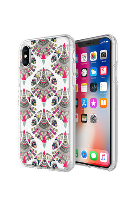 Fan Print Case For iPhone X