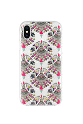 Fan Print Case For iPhone XS & iPhone X