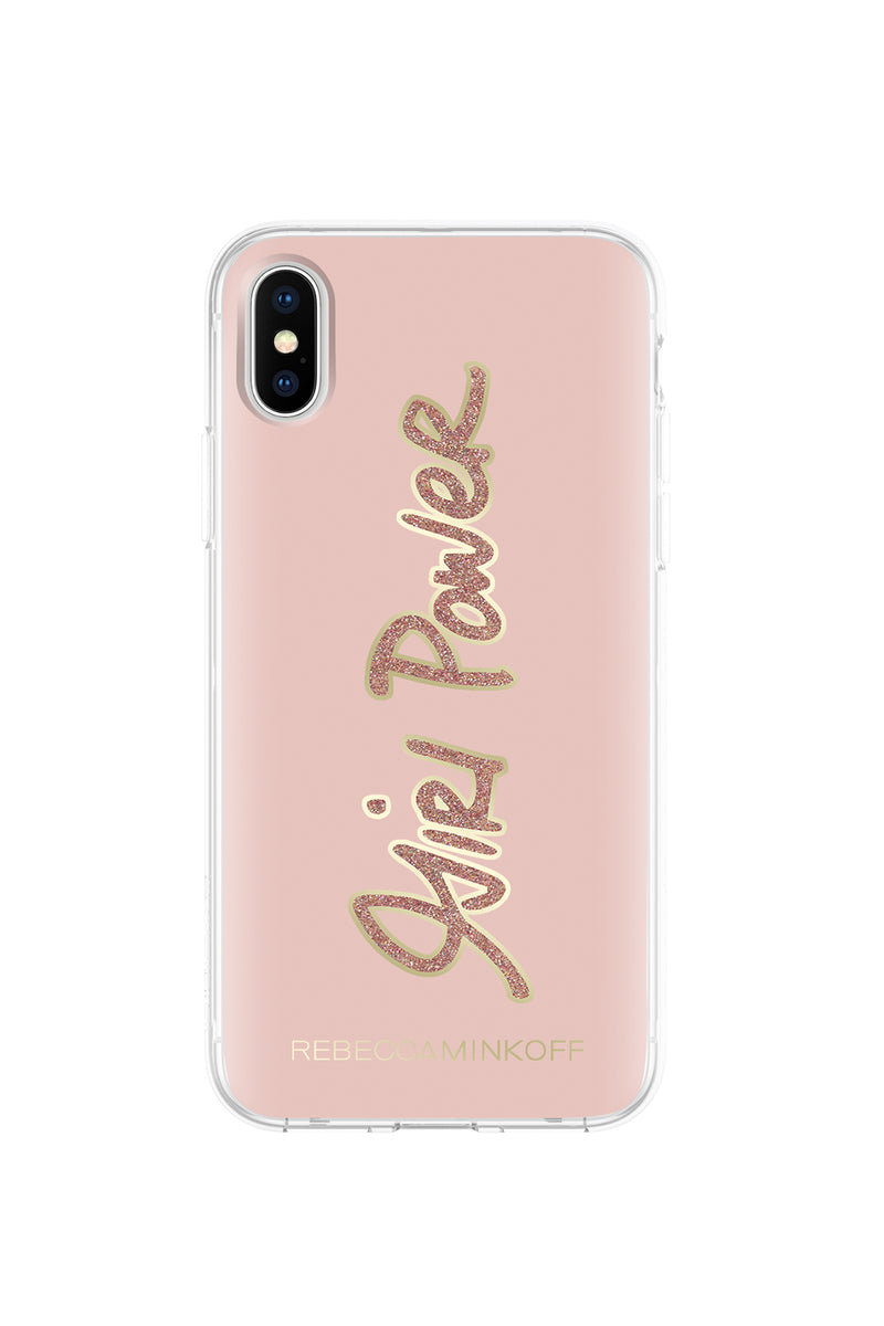 Girl Power Case For iPhone X