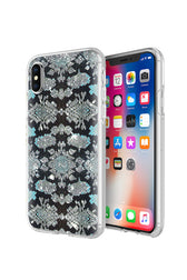 Glitter Snake Case For iPhone XS & iPhone X