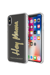 Hey Mama Case For iPhone XS & iPhone X