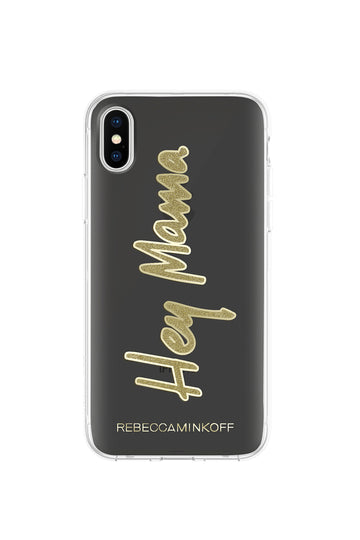 Hey Mama Case For iPhone X