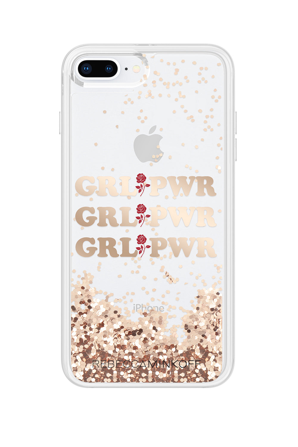 GRL PWR Glitterfall Case For iPhone 8 Plus & iPhone 7 Plus