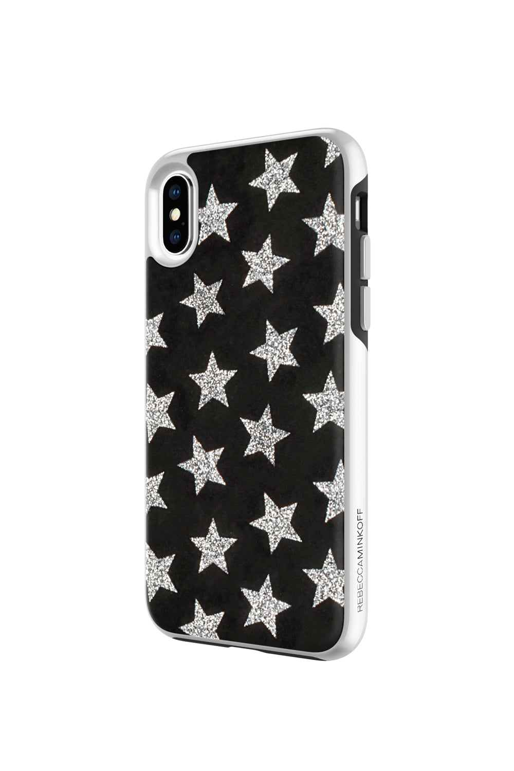 Leather Stars Case For iPhone XS & iPhone X