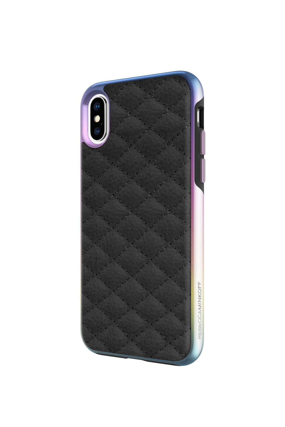 Quilted Love Case For iPhone XS & iPhone X