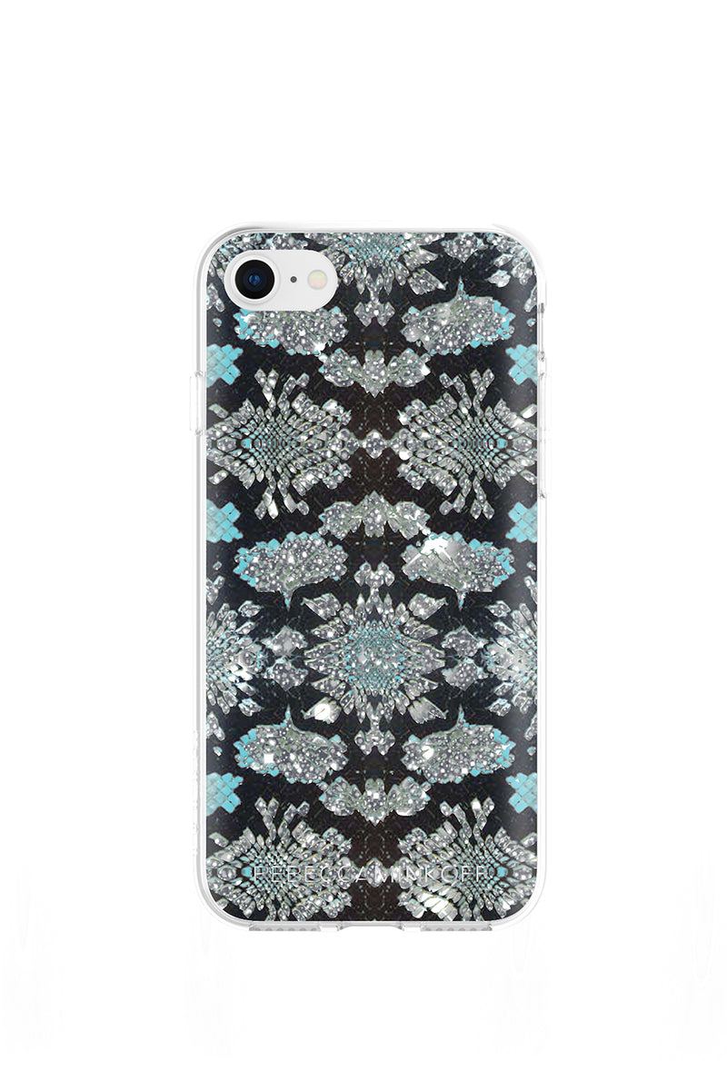 Glitter Snake Case For iPhone 8 & iPhone 7